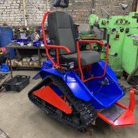 Коммунальный мини трактор 2_10