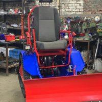 Коммунальный мини трактор 2_3