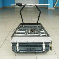 Комплект для сборки мотособаки рама мотобуксировщика_Полюс перед без руля_без амор_1