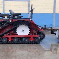 Мини трактор коммунальный_вездеход для инвалидов_мототрак_5