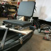 Противоударная платформа седло для мотособак_седло для мотобуксировщика_12