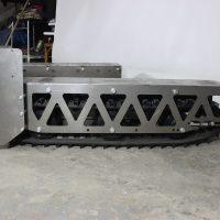 Гусеничная платформа_гусеничное шасси_гусеничный робот_гусеничный модуль_4