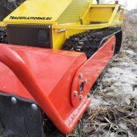 Робот косилка_агро робот_робот снегоуборщик_tracked robot_agro bot_3