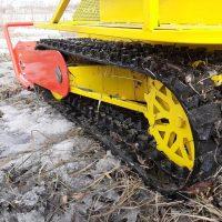 Робот косилка_агро робот_робот снегоуборщик_tracked robot_agro bot_7