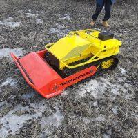 Робот косилка_агро робот_робот снегоуборщик_tracked robot_agro bot_8