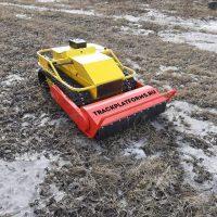 Робот косилка_агро робот_робот снегоуборщик_tracked robot_agro bot_9