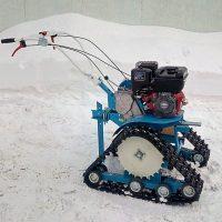 гусеничная приставка для мотоблока_снегоходная приставка_3