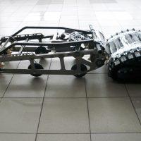 Комплект для сборки мотособаки рама мотобуксировщика_3