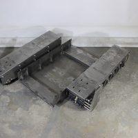 Гусеничная платформа_гусеничное шасси_гусеничный робот_гусеничный модуль_2